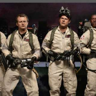 Coveralls for Ghostbusters theme and more