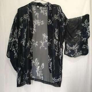 Air Sheer Kimono