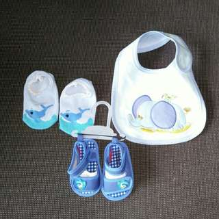 Baby boy pack