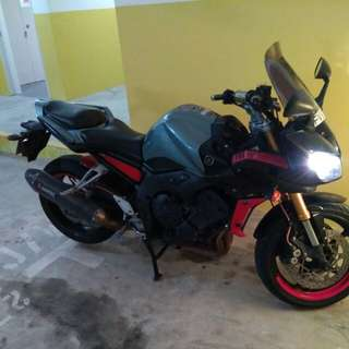 Yamaha Fazer 1000 S2