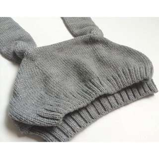 SALE ONLY THIS WEEK EAR RABBIT BEANIE