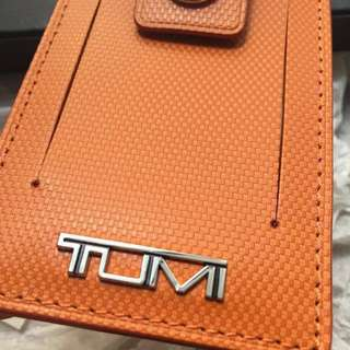 BNIB TUMI luggage tag