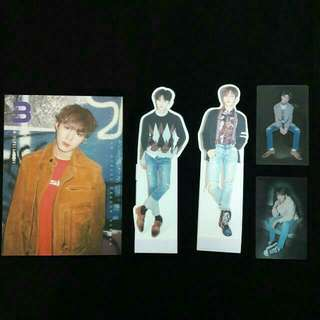 Wanna One pc, calender card, standee