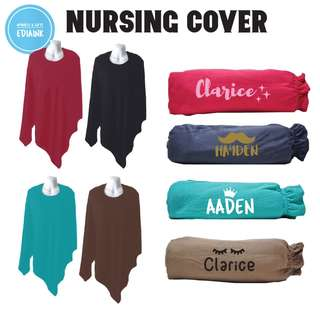 Full Cover Poncho - for the nursing / breastfeeding mummies and ladies