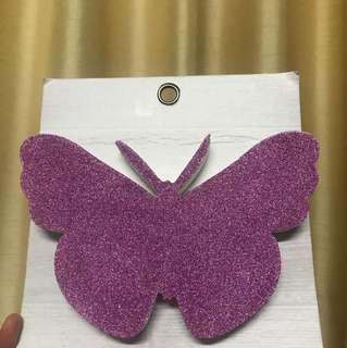Butterfly Typo