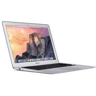"""[MINT] MacBook Air 13"""" 2015"""