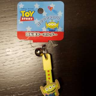 三眼仔 Key Holder