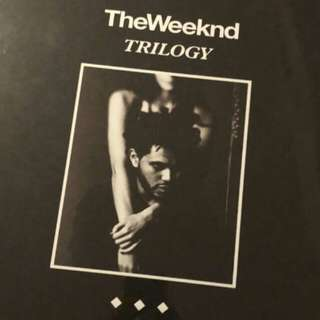 Any The Weeknd official merch