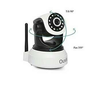Ouvis veezon VZ1 WiFi 720P HD Wireless Smart IP Camera Surveillance System