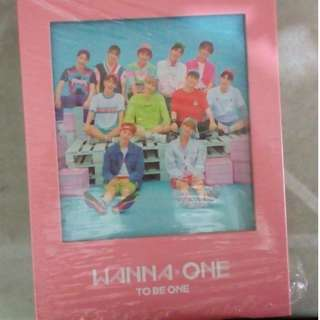 (WTS) - WANNA ONE TO BE ONE ALBUM -BAE JIN YOUNG PINK ver.