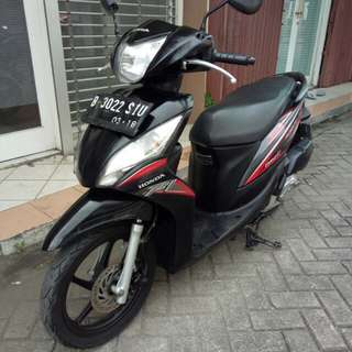 Di Jual Motor Honda Spacy 110 Tahun 2013