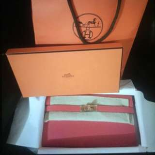 hermes kelly 金扣