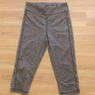 Woman 1/3 sport leggings