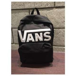 VANS logo後背包