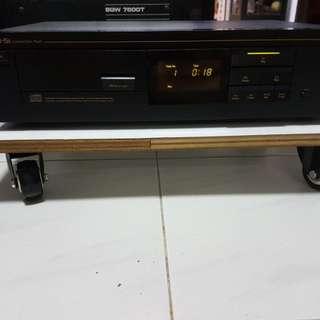 Nakamichi OSM-5II Compact Disc Player