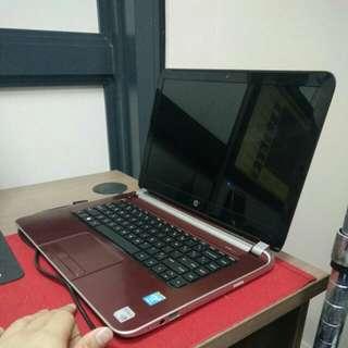 Slim i5 HP Gaming Laptop