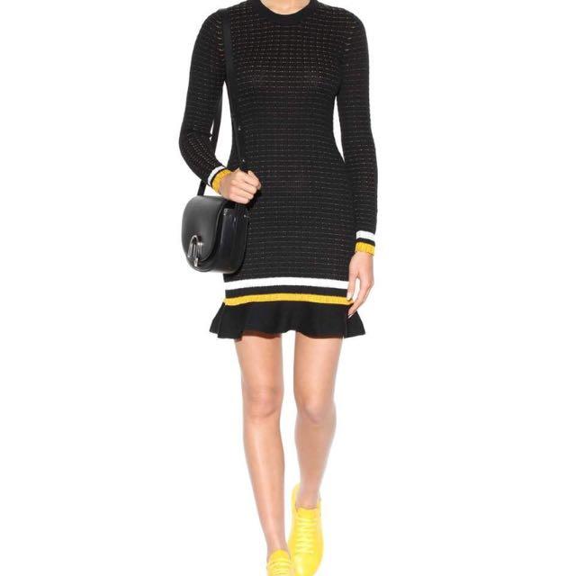 3.1Phillip Lim黑色針織洋裝 38號
