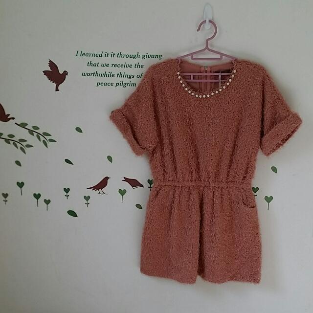 🔊正櫃:全新粉嫩洋裝