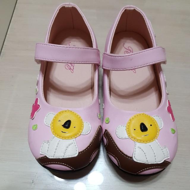 淑女休閒鞋 童鞋粉色19cm