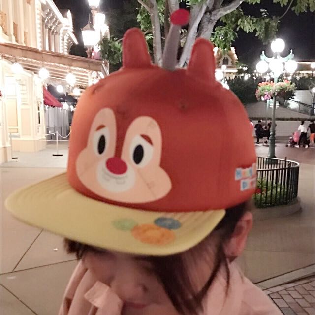 迪士尼 大鼻蒂蒂棒球帽