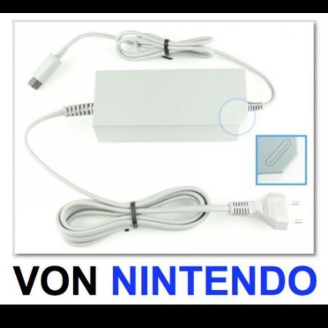 🆕 Nintendo Wii Official 220V Power Adapter
