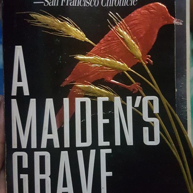 A Maiden's Grave Jeffrey Deaver