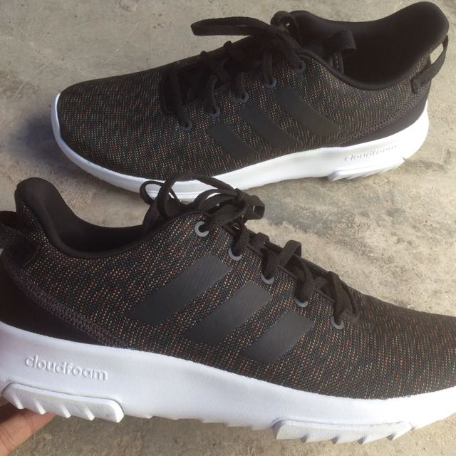 Adidas Cloudfoam Size 43kondisi Mulus Euy Minat Wa 082288579228