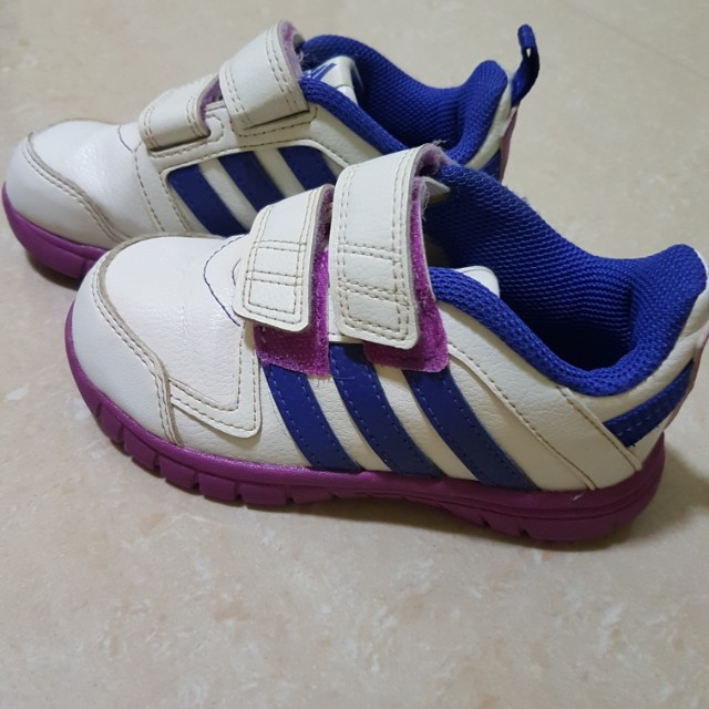 Adidas Girl Toddler Shoes