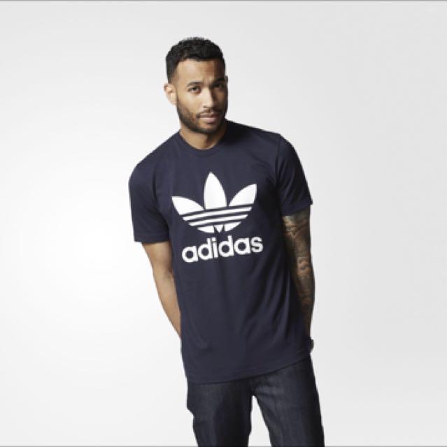 Adidas Originals 三葉草 基本短袖