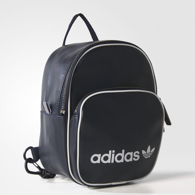 3e726aebd59fe Adidas Originals Classic Mini Backpack, Women's Fashion, Bags & Wallets on  Carousell