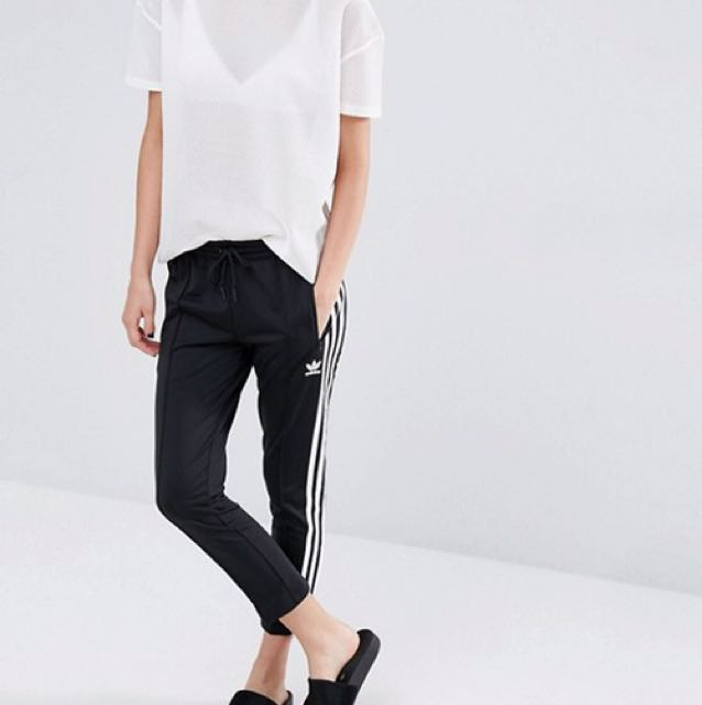 Adidas Originals Women's Cigarette Track Pants