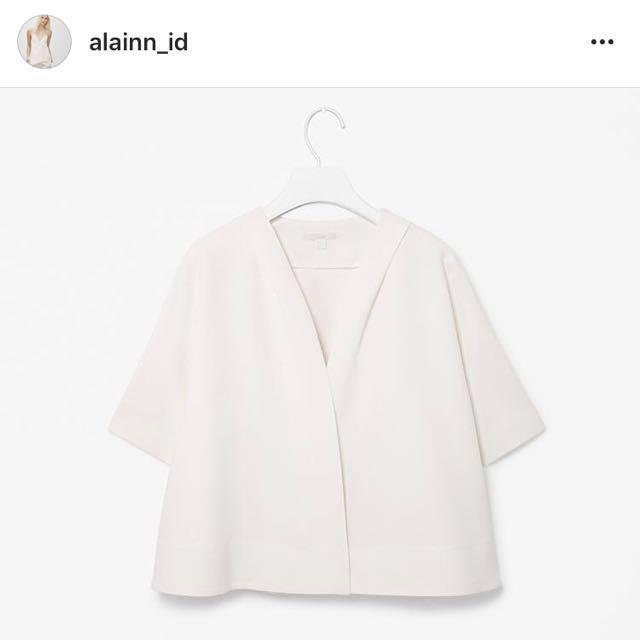 Alainn white top