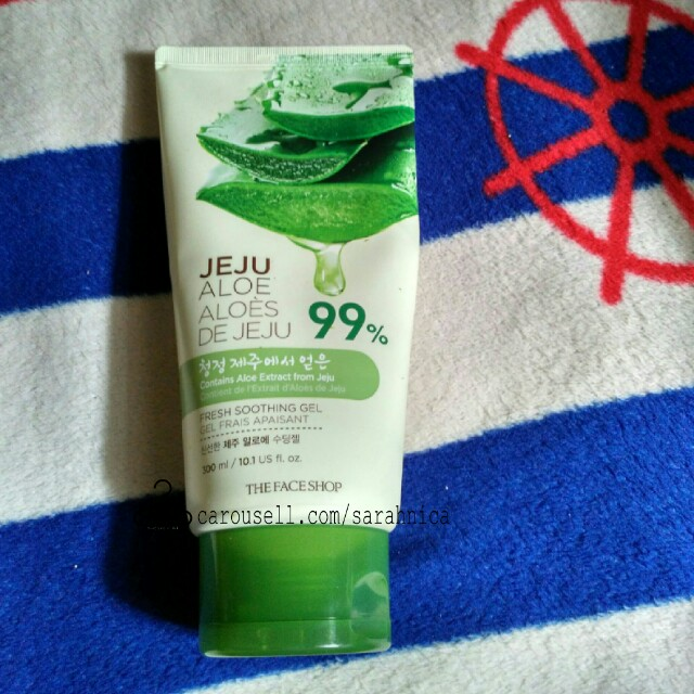 Aloe Vera gel THE FACESHOP