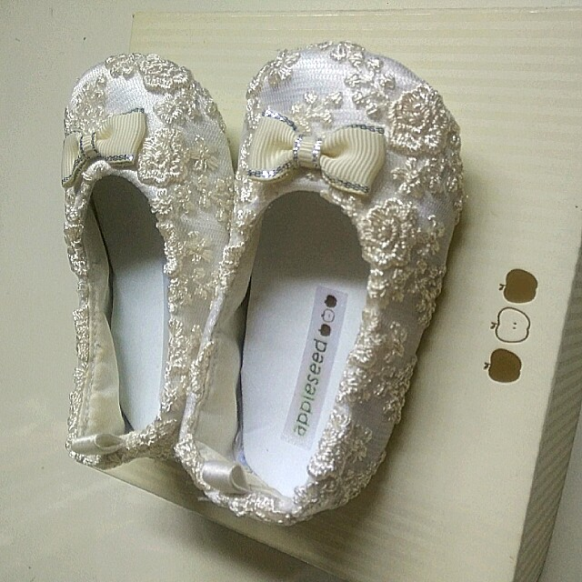 Appleseed Baby Shoes