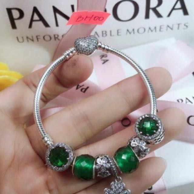 Authentic Pandora Bracelet For sale