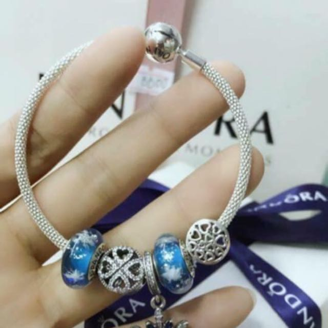 Authentic Pandora bracelets for sale