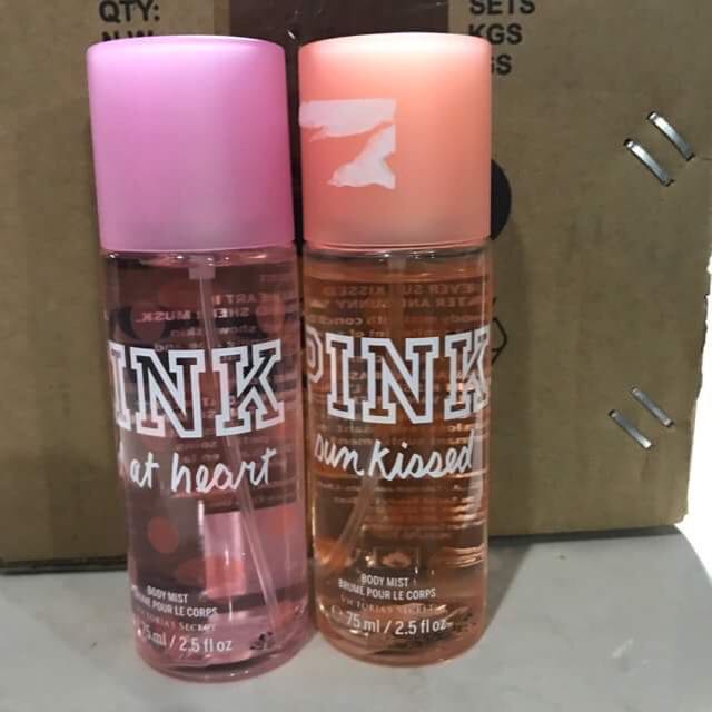 Authentic PINK by Victoria secret
