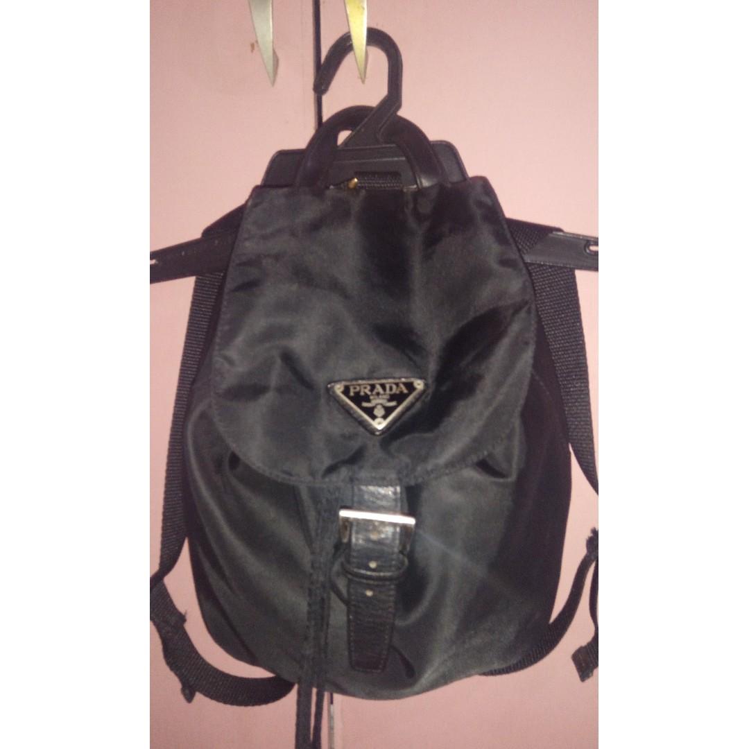 Prada Mini Backpack Bag- Fenix Toulouse Handball d30479e3ac53c