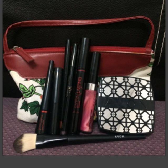 Avon makeup clearance