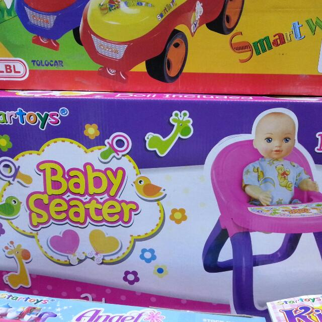 Baby Seater Toys