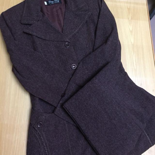 Baju Kantor/Kerja/Setelan Kantor/Setelan Blazer Murah