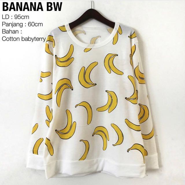 Banana BW