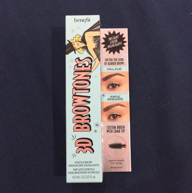 BENEFIT 3D BROWTONES SHADE 4