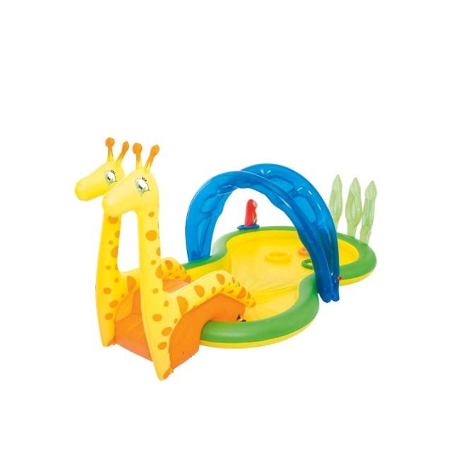 bestwal slide / kolam renang