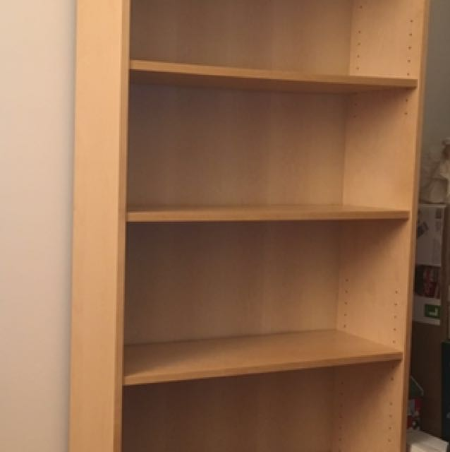 Billy Bookcase (birch veneer)