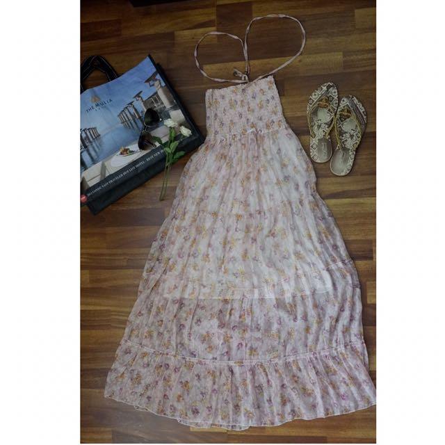 Blossoms dress