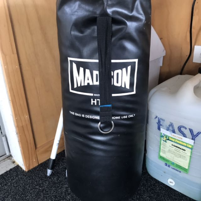 Boxing Bag New