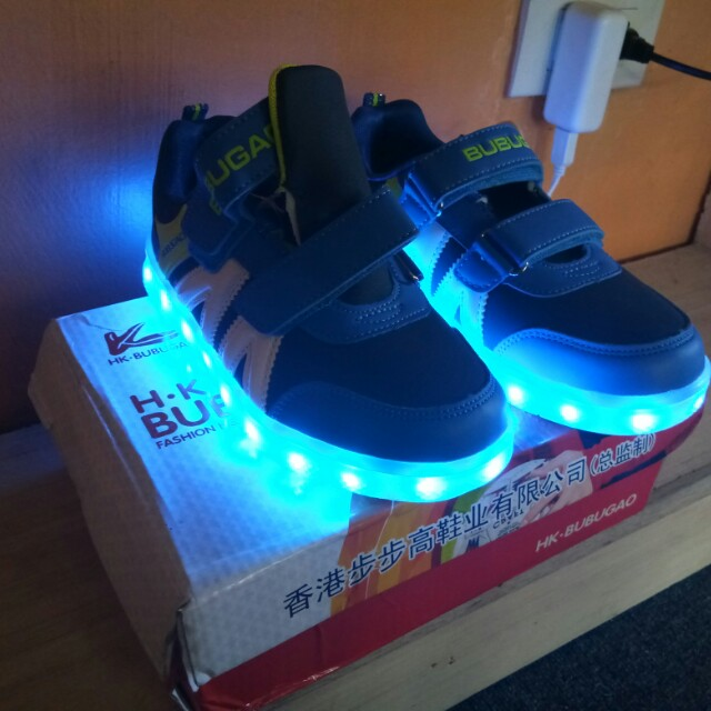 Bubugao  led  shoes
