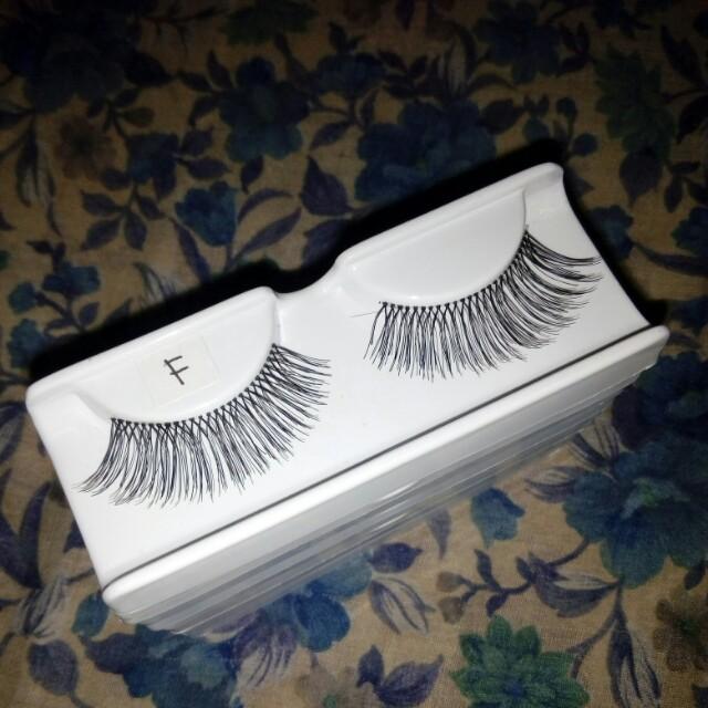 Bulu Mata Palsu - Eyelashes Kode F