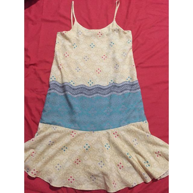 Chevia Dress Batik #SALE